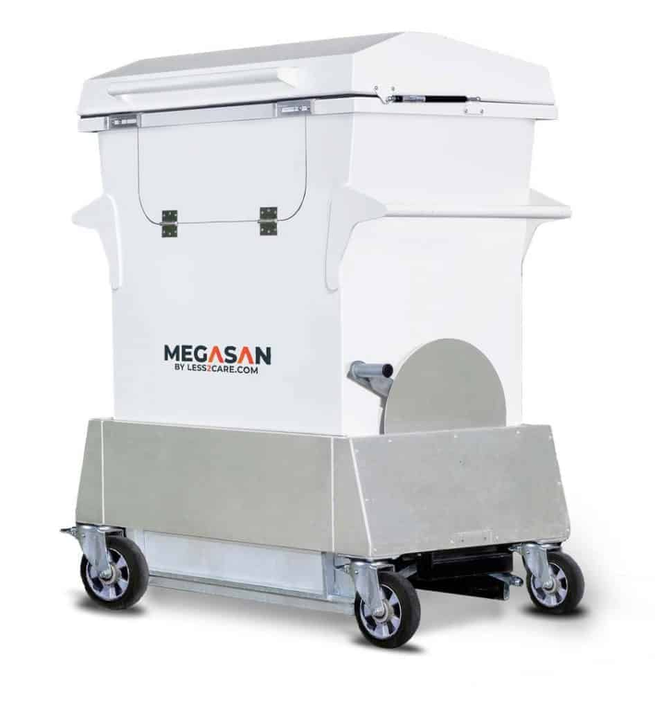 Less2Care MegaSan containersysteem